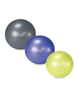 Pure Fitness Anti Burst Exercise Ball by Bed Bath And Beyond