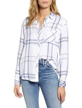 Hunter Plaid Shirt by Rails