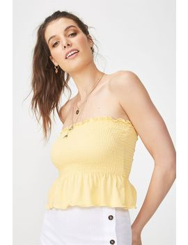 Shirred Top by Supre
