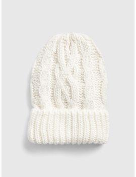 Chunky Knit Beanie by Gap