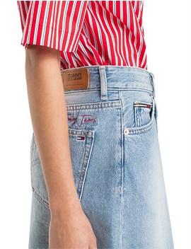 Tjw Denim Skirt by Tommy Hilfiger