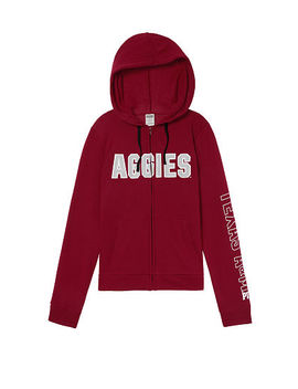 Texas A&M University Perfect Full Zip by Victoria's Secret