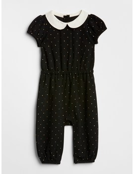 Collar Dot One Piece by Gap