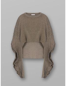 Ruffled Sweater by Chloe