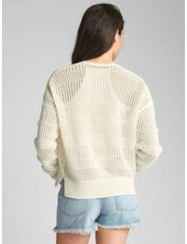 Cocoon Open Front Cardigan Sweater by Gap