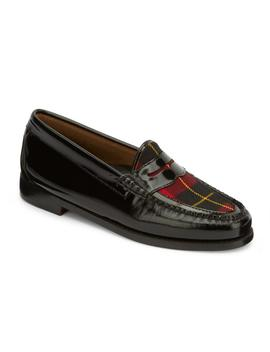 Whitney Tartan Plaid Weejuns by G.H.Bass & Co.