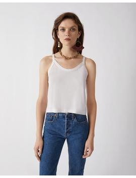 Modern Jersey Tank Top by Re/Done