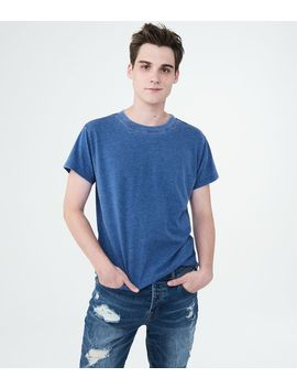 Washed Crew Tee by Aeropostale