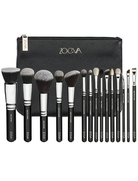 Complete Set (Set Of 15 Brushes) by Zoeva