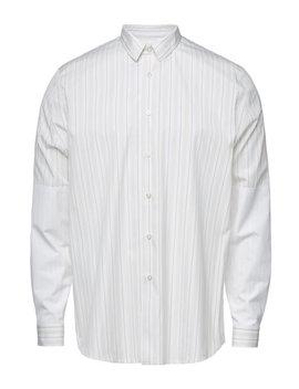 Striped Cotton Shirt by Jil Sander