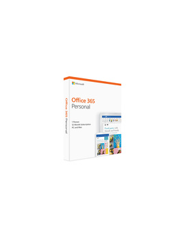 Microsoft Office 365 Personal (12 Month Subscription; 1 Person) by Apple