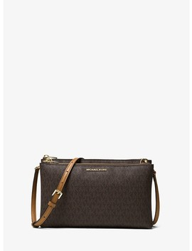 Adele Logo Crossbody by Michael Michael Kors