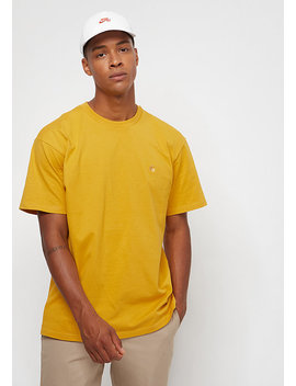 S/S Chase Quince/Gold by Carhartt Wip