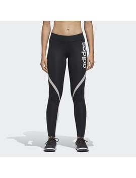 Linear Tights by Adidas