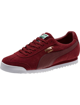 Roma Suede Sneakers by Puma