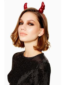Halloween Devil Horns by Topshop