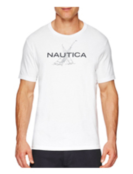 Mineral Wash Tee by Nautica