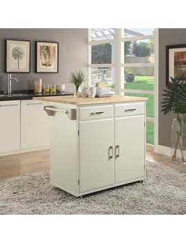 Urban Style Living Townville Kitchen Cart by Urban Style Living