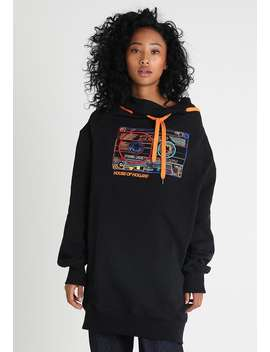 Cassette Oversized Way Hoodie   Luvtröja by House Of Holland