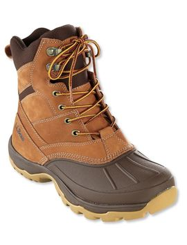 Men's Storm Chasers Classic Waterproof Boots, Lace Up by L.L.Bean