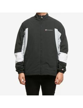Champion Woven Jacket Black/Grey by Champion