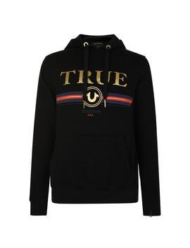 Band Hooded Sweatshirt by True Religion