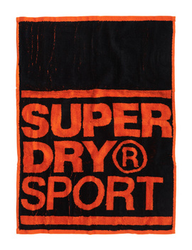 Superdry Sports Hand Towel by Superdry