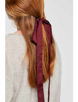 Ribbon Scrunchie by Free People