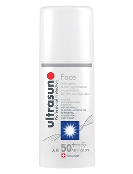 Face Sun Protection Anti Pigmentation Spf 50+ by Ultra Sun