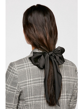 Bardot Solid Scarf Pony by Free People