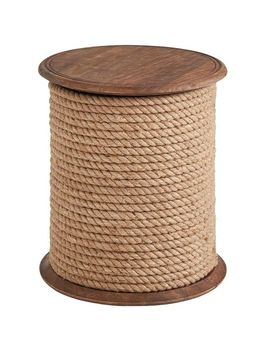 Rope Accent Table by Pier1 Imports