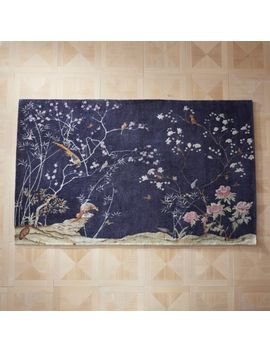 Chinoiserie Rug by Crate&Barrel