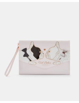 Cotton Dog Pouch by Ted Baker