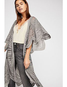 Cypress Lace Kimono by Free People