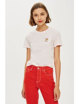 'pizza My Heart' T Shirt by Topshop
