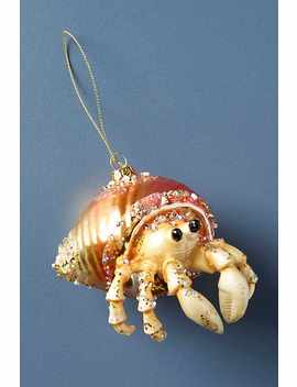 Jeweled Crab Ornament by Anthropologie