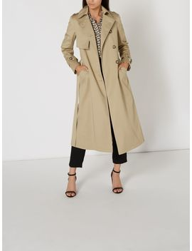 Cheri Oversized Trench by Linea