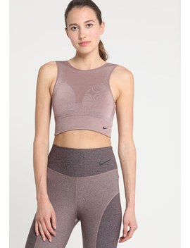 Yoga Seamless Tank   T Shirt Sportiva by Nike Performance