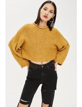 Cropped Jumper by Topshop
