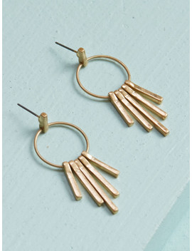 Altar'd State On The Fringe Earrings by Altar'd State