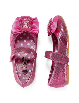 Disney Collection Minnie Mouse Costume Shoes   Girls by Disney