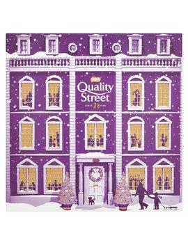 Quality Street Advent Calendar 229g Quality Street Advent Calendar 229g by Wilko