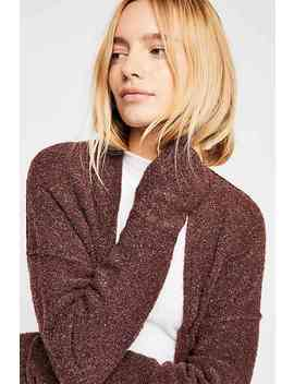 Craving You Cashmere Cardi by Free People