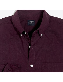 Flex Heather Washed Shirt by J.Crew