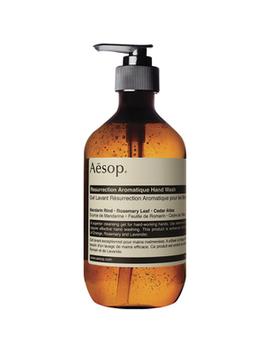 Aesop Resurrection Hand Wash 500ml by Aesop
