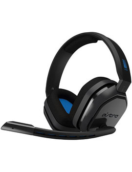 Astro A10 Over Ear Sound Isolating Gaming Headset For Play Station   Black/Blue by Astro Gaming