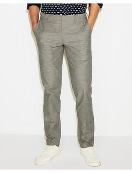 Extra Slim Slub Dress Pant by Express