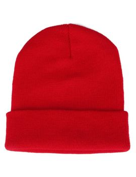 Bright Plain Colour Beanie Hat Woolly Hat by Ebay Seller