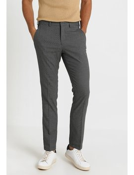 Slh Slim Fit Mathrob   Tygbyxor by Selected Homme