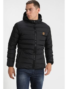 Basic Bubble Jacket   Winterjas by Urban Classics